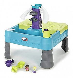 Little Tikes Sandy Lagoon Waterpark (Blue)